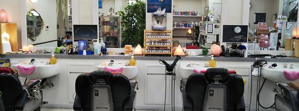 理・美容室てんぐ 店内写真(1)